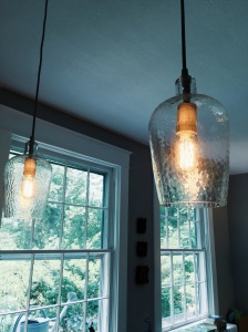 new kitchen pendants